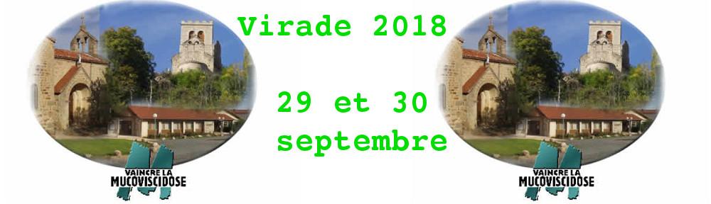 samedi 29 et dimanche 30/09  virade d'Ecotay